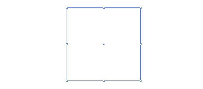 Illustrator ハート 長方形