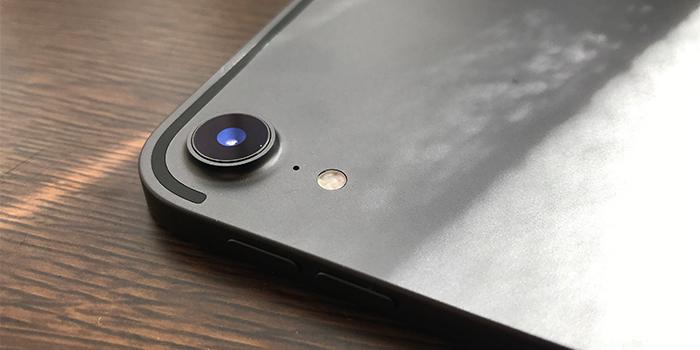 iPad Pro 2018 - カメラ